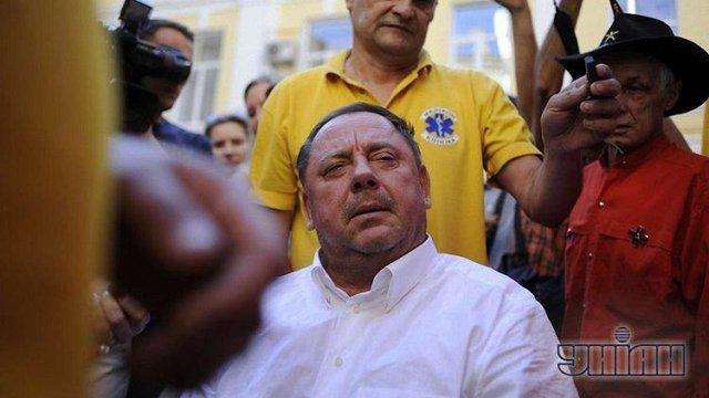 Помер скандально відомий екс-ректор Податкової академії Петро Мельник