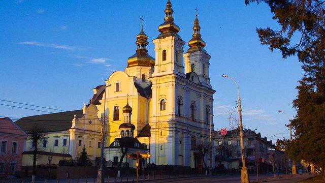 Перша парафія УПЦ МП перейшла до Православної церкви України