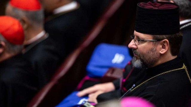 Глава УГКЦ сподівається на співпрацю з новою Православною церквою України