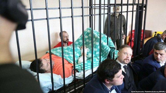 Роман Насіров подав позов на 1 млн грн до лікаря, який свідчив у його справі