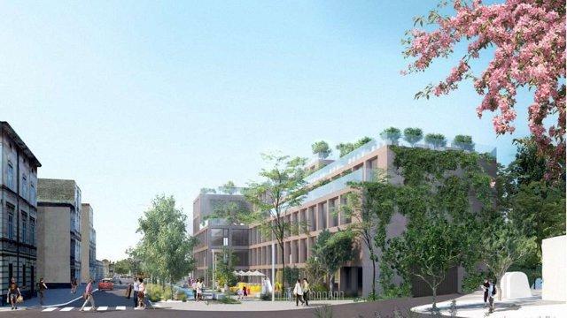 Львівські депутати погодили будівництво офісного центру та паркінгу біля Стрийського ринку