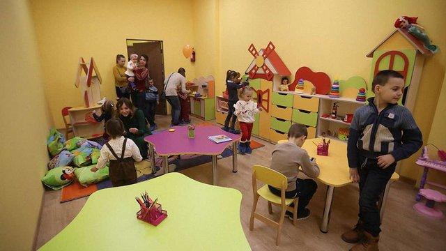 На вулиці Княгині Ольги у Львові відкрили дитячий навчальний центр «Майстерня знань»