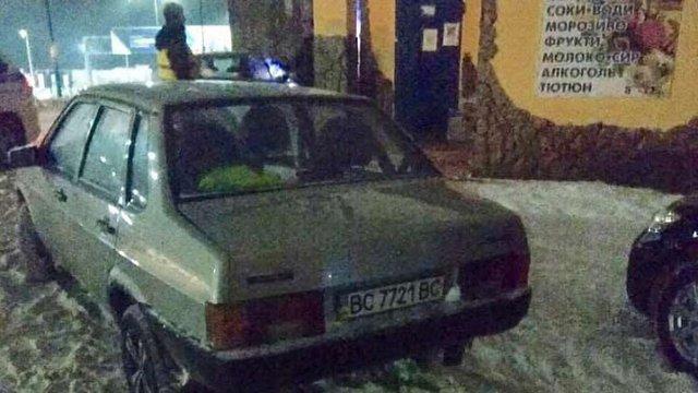 Директора комунального підприємства Солонківської ОТГ затримали п'яним за кермом