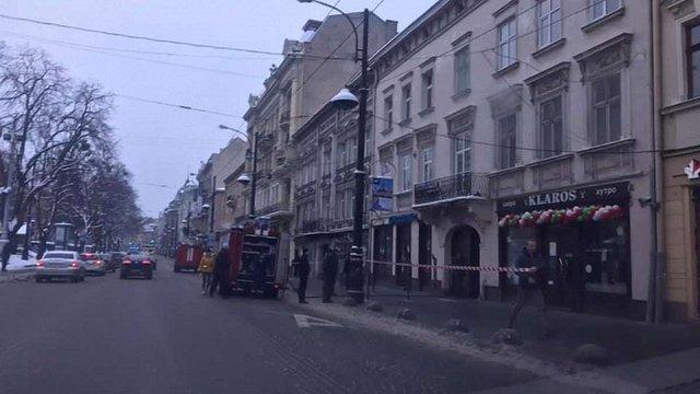 Під час пожежі в квартирі на проспекті Свободи загинув 72-річний власник