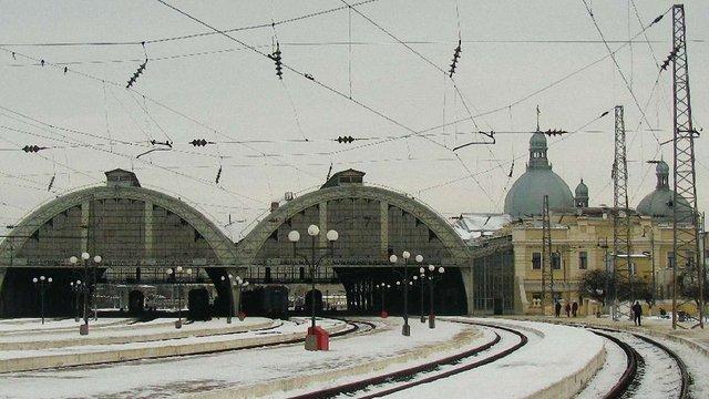 На львівському вокзалі солдат Нацгвардії затримав грабіжника-втікача