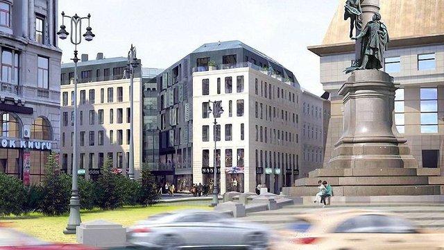 Власник мережі АЗС «ОККО» збудує готель на площі Міцкевича у Львові dc12a54523b99