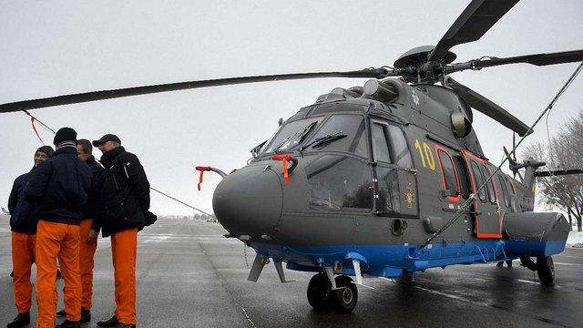 Гелікоптери Airbus будуть патрулювати Азовське і Чорне моря