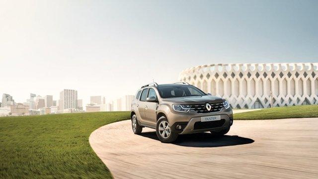 Сільські амбулаторії Львівщини отримають 43 нові позашляховики Renault Duster