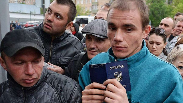 Мінсоцполітики порахувало українських заробітчан за кордоном