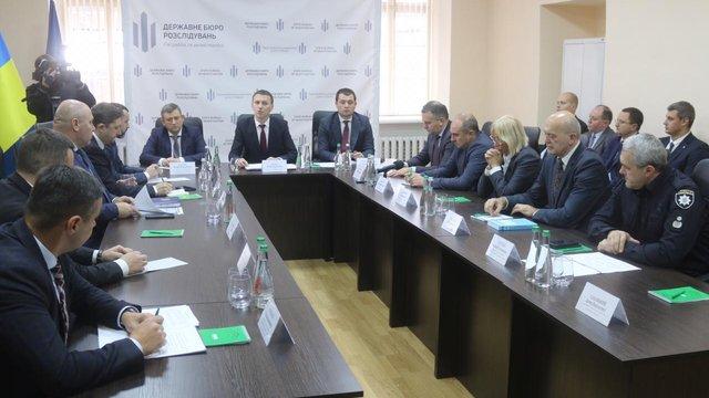 У територіальному управлінні ДБР у Львові працюють 27 слідчих