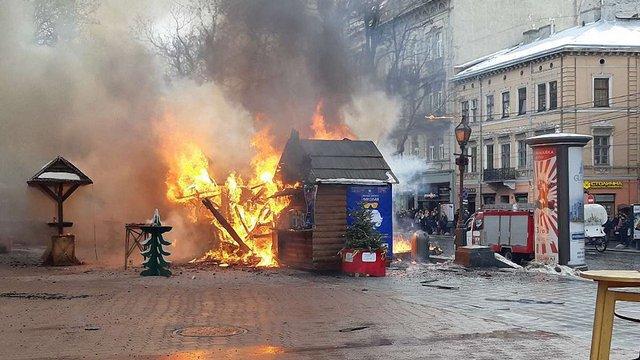 Садовий розповів про стан постраждалих внаслідок вибуху на різдвяному ярмарку