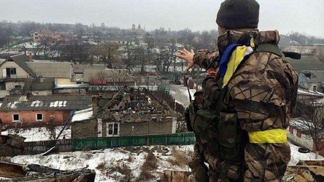 Українські військові на Донбасі знищили двох російських бойовиків