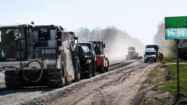 У Тернополі коштом ЄС побудують Північну об'їзну дорогу