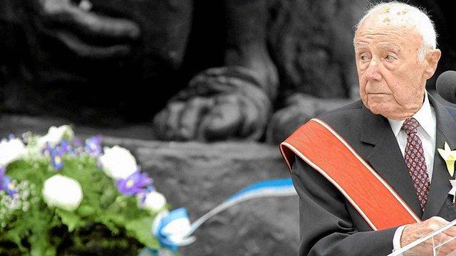 В Ізраїлі помер останній учасник повстання у Варшавському гетто