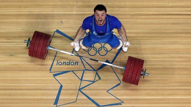 Олімпійський чемпіон з важкої атлетики Олексій Торохтій провалив тест на допінг