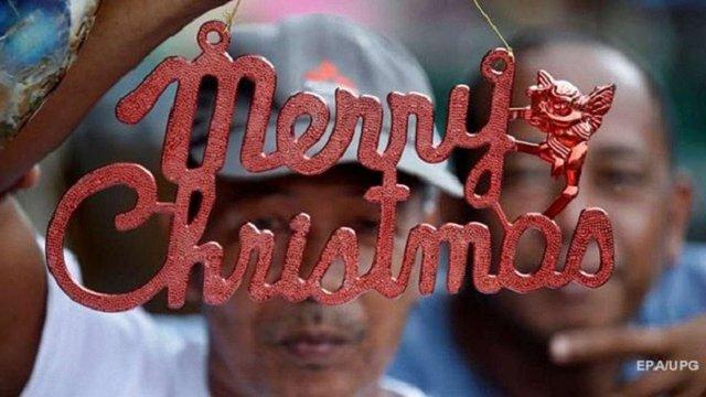 30% українських християн святкують Різдво 25 грудня