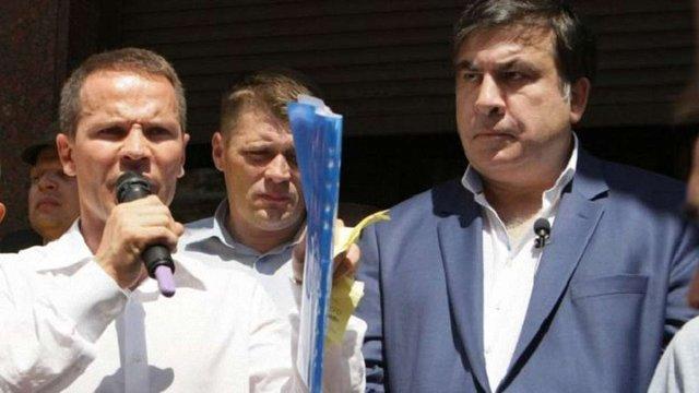У партії «Рух нових сил» Михеїла Саакашвілі стався розкол