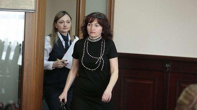 Львівська суддя, яка закрила справу двічі затриманого п'яним лікаря, провалила професійний тест