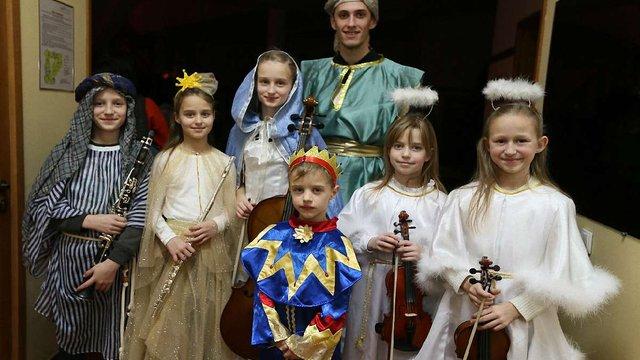 Як святкували «Римське Різдво» у Львові. Фото дня