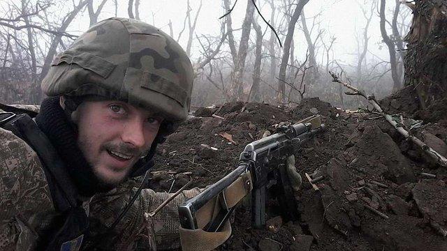 На Донбасі від пострілу снайпера загинув 28-річний український військовий