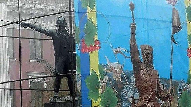 Мінкульт прийняв рішення про демонтаж пам'ятника Суворову у Києві