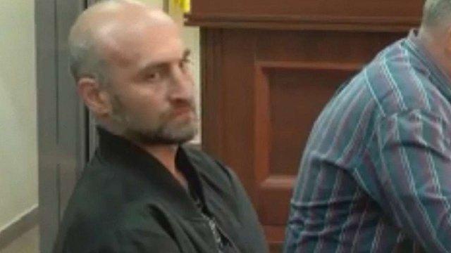 Підозрюваного у жорстокому вбивстві у Львові затримали на крадіжці номерів з автомобілів