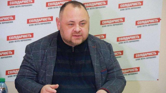 Голова львівського осередку БПП заявив, що не сяде з «Батьківщиною» за стіл навіть у ресторані