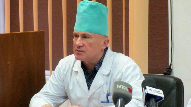 Головний хірург львівського військового госпіталю прийшов на операцію нетверезим