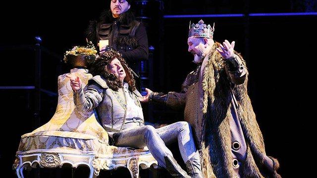 У львівському театрі вперше поставили виставу про молодого Мазепу