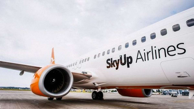 Лоукостеру SkyUp дозволили літати зі Львова до Праги