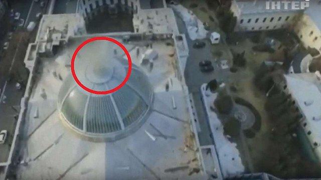 У рекламному ролику Юрія Бойка на «Інтері» заретушували прапор на Верховній Раді