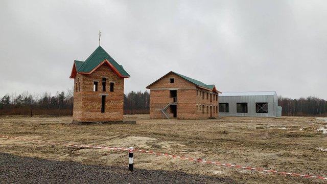 На Яворівському полігоні збудували комплекс для імітації бою у населеному пункті
