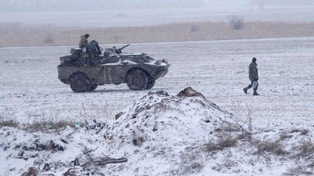Під час обстрілу на Донбасі загинув український військовий