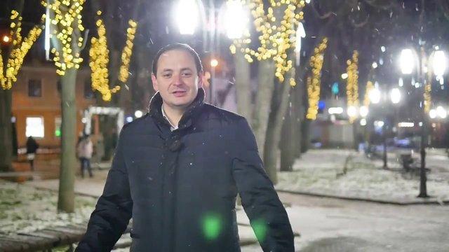 Мер Івано-Франківська оголосив у місті додатковий вихідний день на Різдво