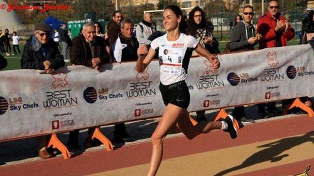 Українка здобула медаль змагань із бігу по шосе