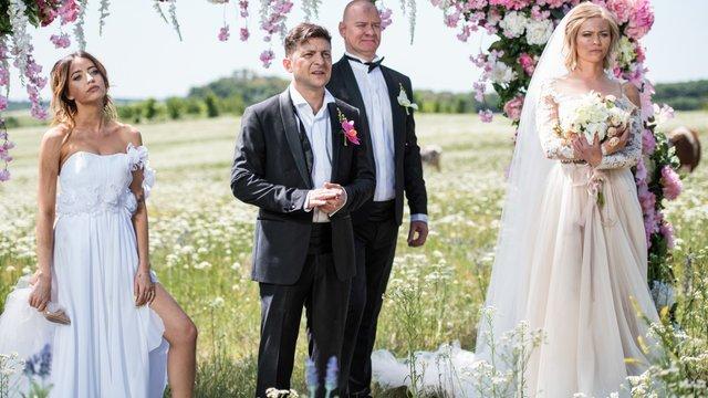 Комедія Володимира Зеленського встановила рекорд з касових зборів