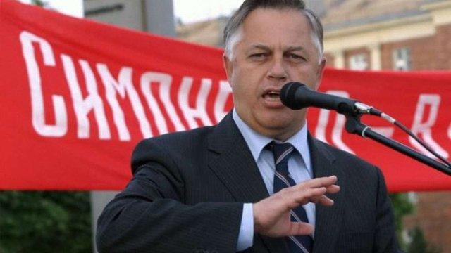 Заборонена КПУ висунула кандидатом у президенти Петра Симоненка