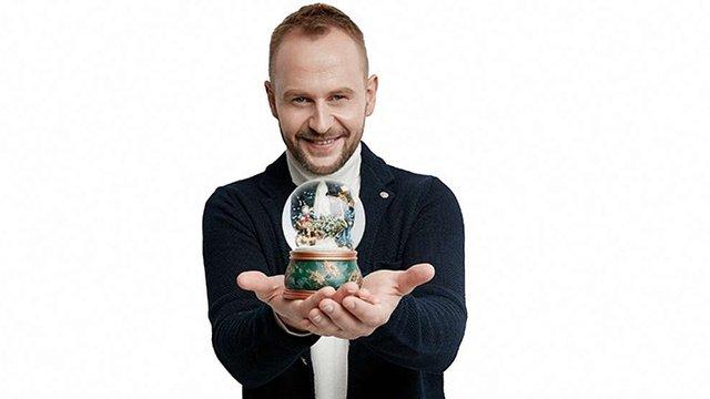 Павло Табаков запрошує львів'ян на великий різдвяний концерт