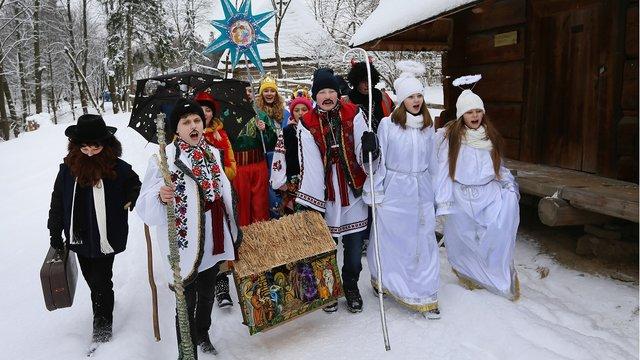 У «Шевченківському гаю» розпочався різдвяний фестиваль