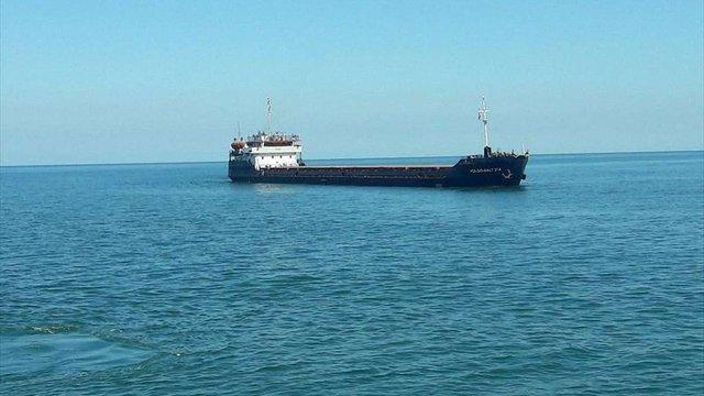 Судно, яке затонуло у Чорному морі, могло перевозити вугілля з окупованих територій