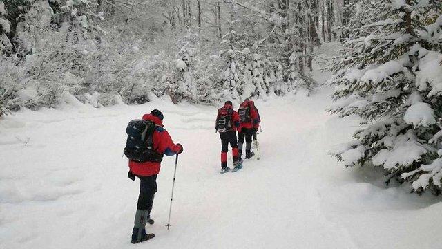 Рятувальники третій день продовжують пошуки зниклого лижника на Закарпатті