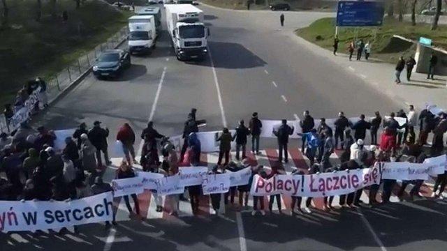 Організатора псевдопольської провокації у Гряді звільнили у залі суду