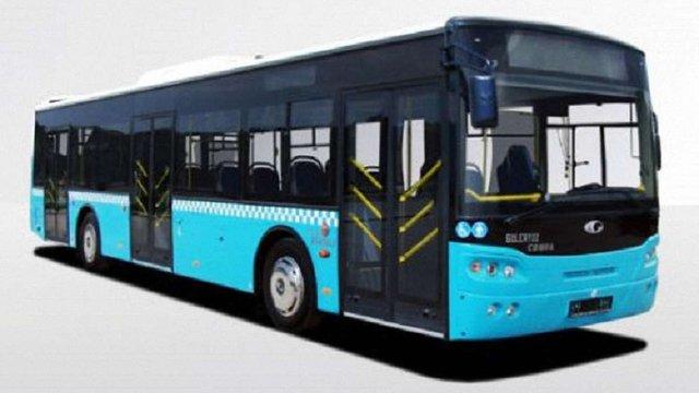 Івано-Франківськ купить 12 турецьких низькопідлогових автобусів за 66 млн грн