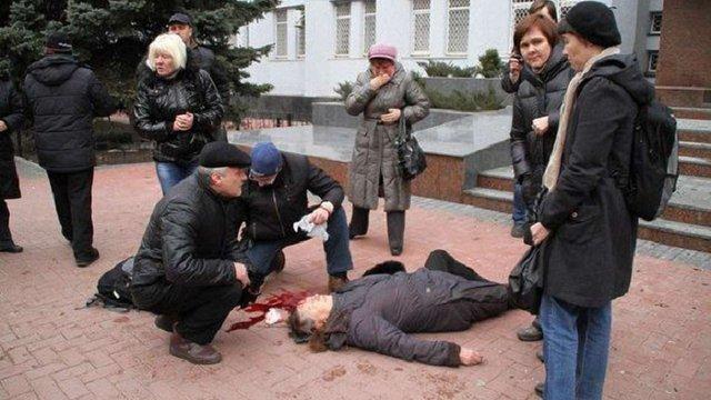 Суд відпустив на поруки бійця «Альфи», підозрюваного в розстрілі євромайданівців у Хмельницькому