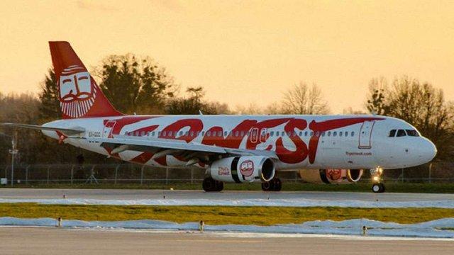 Авіакомпанія Ernest Airlines скасувала частину рейсів зі Львова