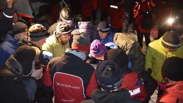 Знайдений після чотирьох діб пошуків лижник Ігор Грищенко перебуває у реанімації з обмороженнями