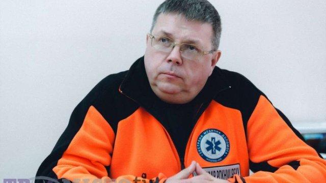 Керівник медицини катастроф  Львівщини написав заяву на звільнення
