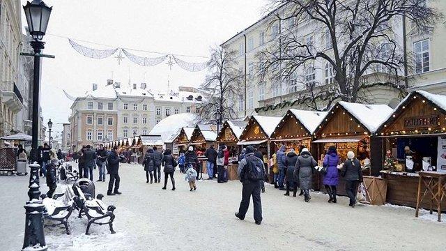 Львів очолив рейтинг українських міст за якістю життя