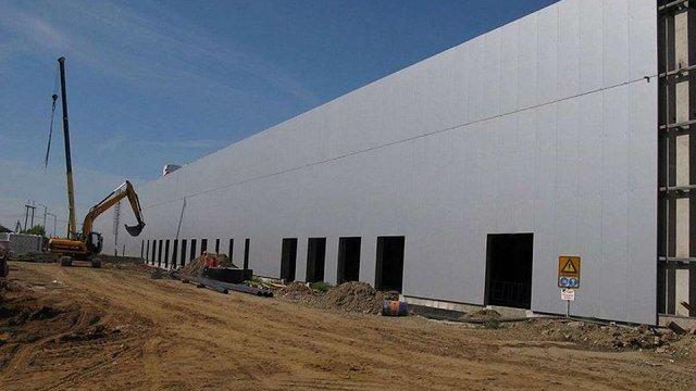 Американська корпорація Jabil добудовує на Закарпатті другий завод електроніки