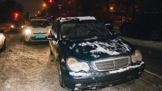 У Києві п'яний працівник СТО викрав авто і влаштував «перегони» з поліцією